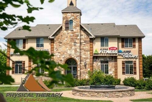 Alpine Physical Therapy Facade