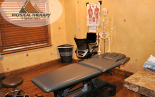 treatment room alpine physical therapy