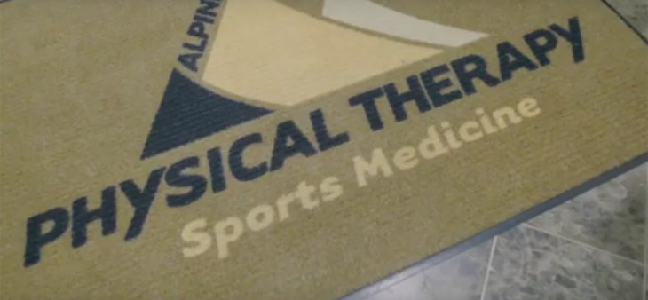 Alpine Physical Therapy Rug